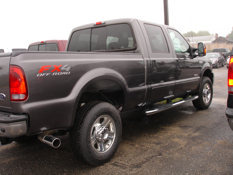 Picture of 2006 Ford F-350 Super Duty Lariat Crew Cab 4WD SB, exterior