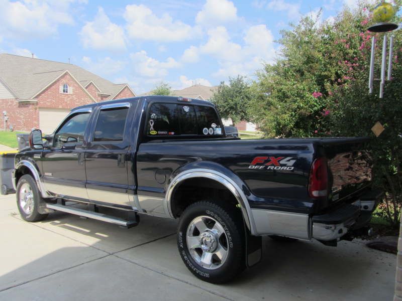 Ford F-350 Super Duty Lariat Crew Cab 4WD SB, Picture of 2006 Ford F ...