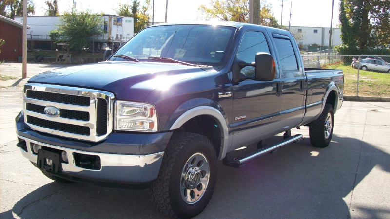 Picture of 2006 Ford F-350 Super Duty Lariat Crew Cab 4WD LB, exterior