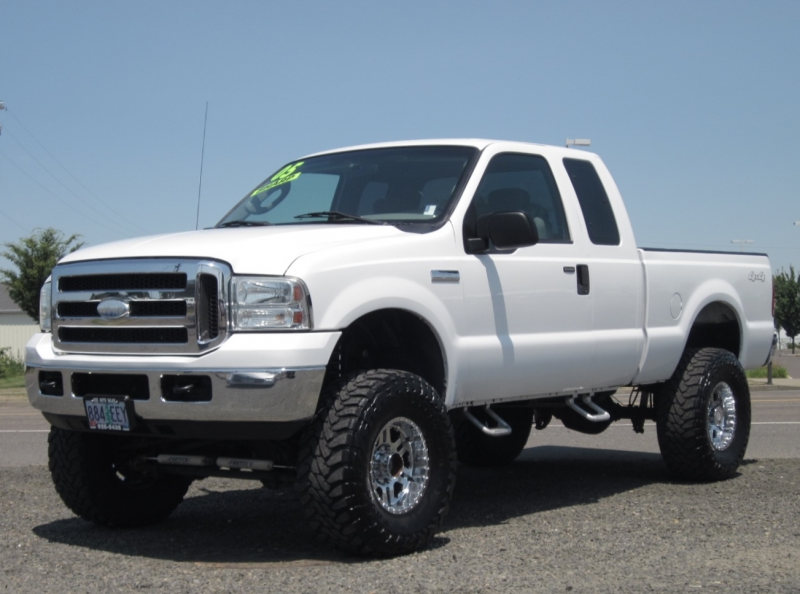 Picture of 2005 Ford F-250 Super Duty XLT 4WD Extended Cab SB ...