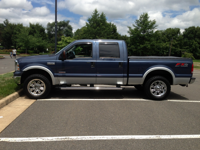 Picture of 2005 Ford F-250 Super Duty Lariat 4WD Crew Cab SB, exterior
