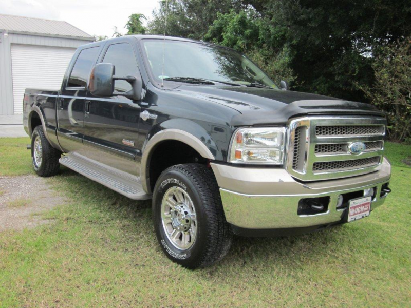 Ford F-250 Super Duty Lariat 4WD Crew Cab SB, Picture of 2005 Ford F ...