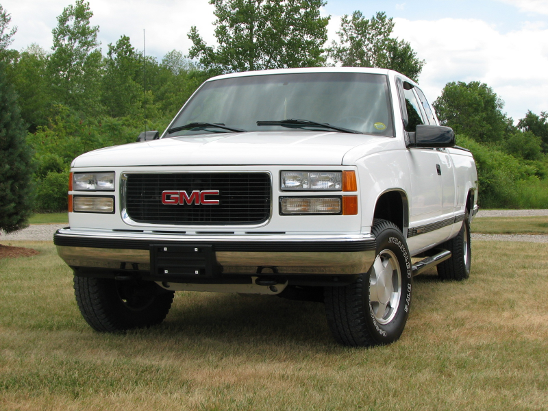 Picture of 1995 GMC Sierra, exterior