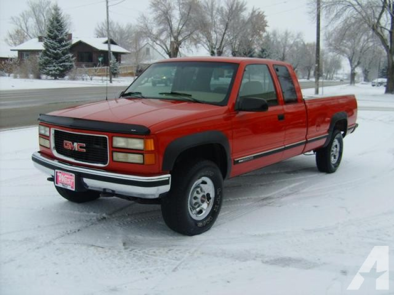 1995 GMC Sierra 2500 SL for sale in Preston, Idaho