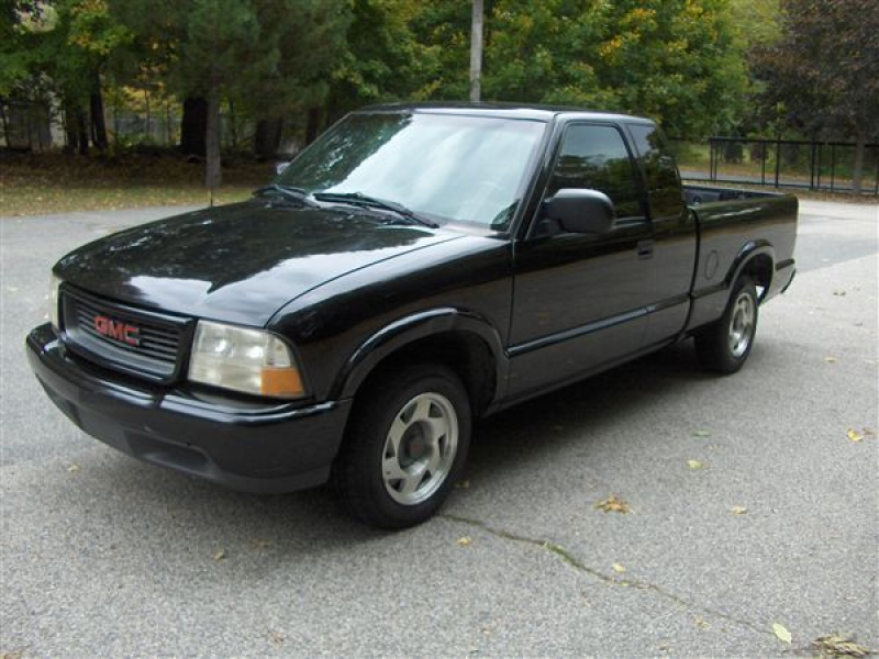 Picture of 2000 GMC Sonoma SLS Reg Cab Long Bed 2WD