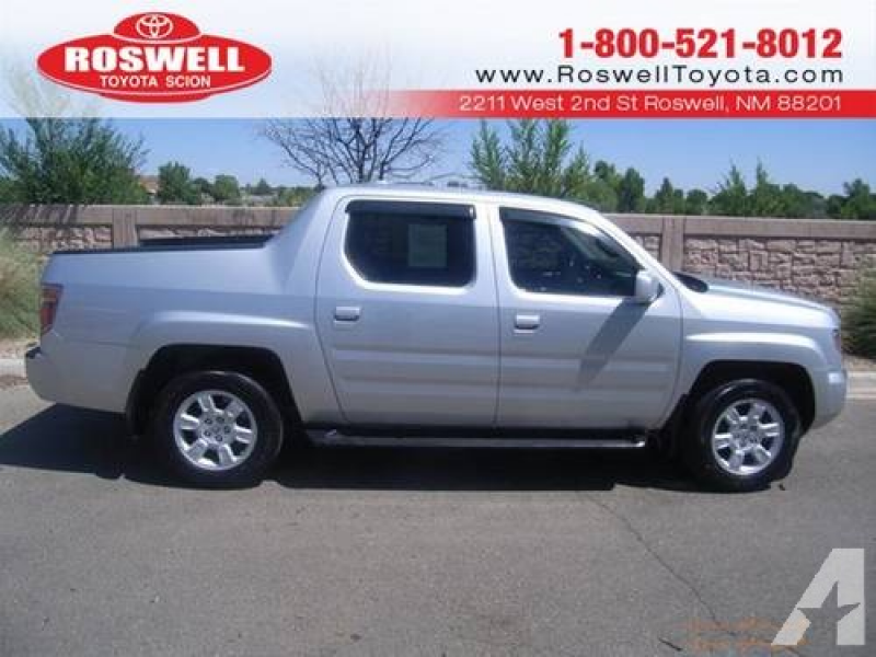 2007 Honda Ridgeline Truck RTL for sale in Elkins, New Mexico